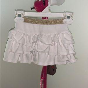 Epic Threads Girl Ruffle Skirt w/Shorts Under